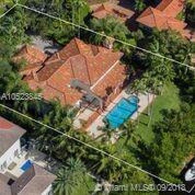 Coral Gables, South Miami Single Family Home For Sale: 108 Paloma Dr