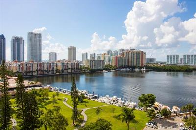Miami-Dade County Condo For Sale: 290 174th St #1410