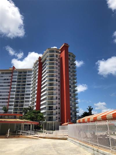 Miami Condo For Sale: 1301 NE Miami Gardens Dr #216W