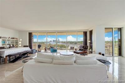 Miami Condo For Sale: 3 Grove Isle Dr #C610