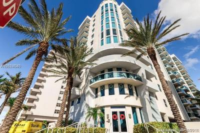 Miami-Dade County Condo For Sale: 9201 Collins Ave #622