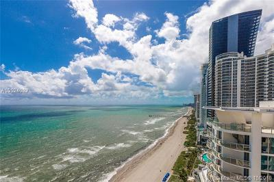 Miami-Dade County Condo For Sale: 17375 Collins Ave #2702
