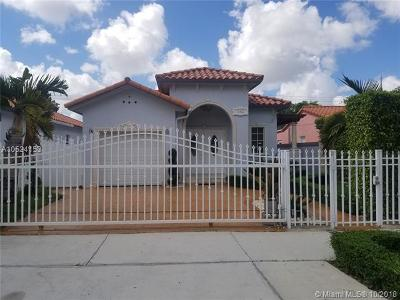 Miami-Dade County Single Family Home For Sale: 942 E 33 Street