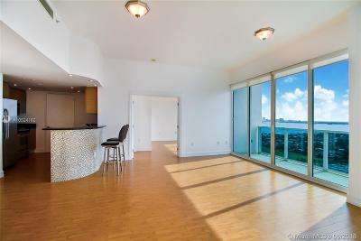 North Bay Village Condo For Sale: 1881 79th St Cswy #PH2104