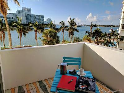 Miami Beach Condo For Sale: 20 Island Ave #318
