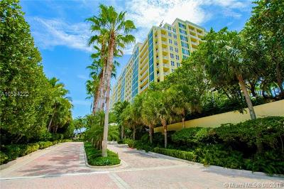 Miami-Dade County Condo For Sale: 430 Grand Bay Drive #808