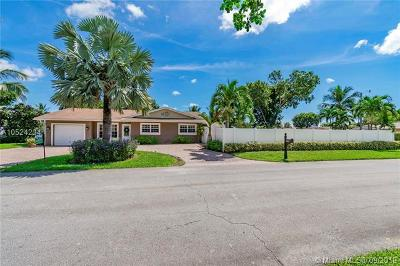 Fort Lauderdale Single Family Home For Sale: 6630 NW 33rd Ave