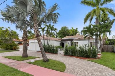 Miami Beach Single Family Home For Sale: 4335 Alton Rd