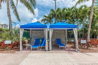 Miami-Dade County Rental For Rent: 19370 Collins Ave #1516