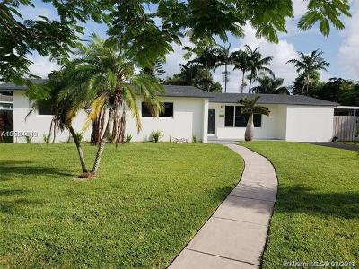 Palmetto Bay Single Family Home For Sale: 9545 SW 183rd St