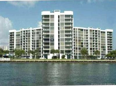 Broward County Rental For Rent: 1000 Parkview Dr #506