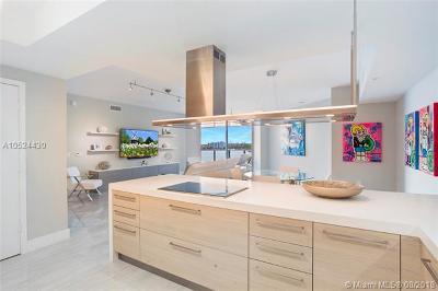 North Miami Beach Condo For Sale: 17301 Biscayne Blvd #703