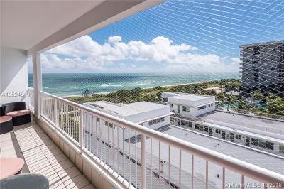 Surfside Condo For Sale: 9341 Collins Ave #503