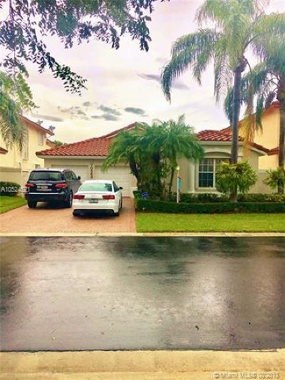 Doral Single Family Home For Sale: 10563 NW 57th St