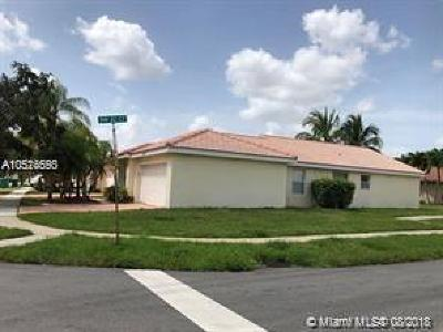 Miramar Single Family Home For Sale: 2677 SW 177th Ave