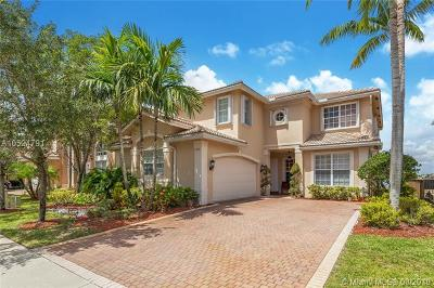 Miramar Single Family Home For Sale: 4446 SW 179th Way
