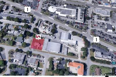 Palmetto Bay Commercial For Sale: 9811 Wayne Ave