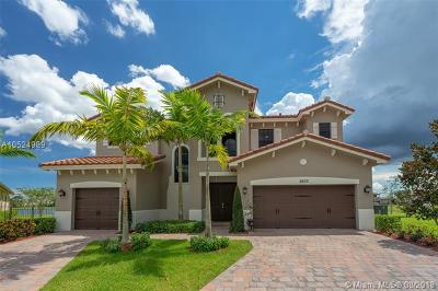 Parkland Single Family Home For Sale: 8830 Waterside Pt