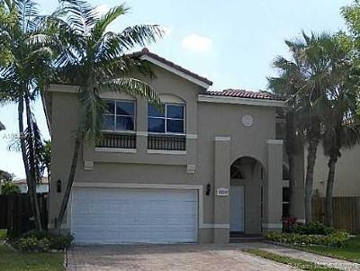 Doral Single Family Home For Sale: 4607 NW 111th Ct