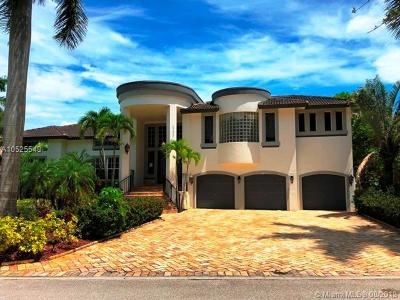 Coral Springs Single Family Home For Sale: 6250 NW 120th Dr
