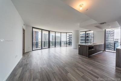 Miami Condo For Sale: 801 S Miami Av #2701