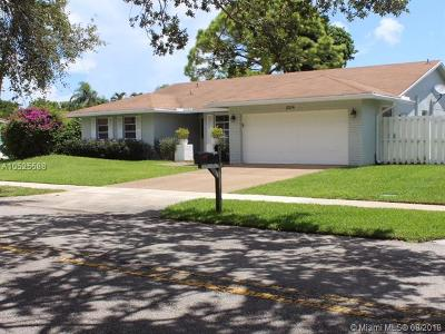 Boca Raton Single Family Home For Sale: 3374 NW 29th Ave