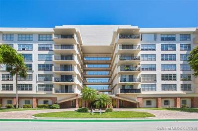 Bay Harbor Islands Condo For Sale: 1001 91st St #410