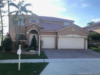 Miramar Single Family Home For Sale: 3586 SW 143rd Ave