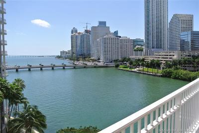 Miami Condo For Sale: 801 Brickell Key Blvd #703