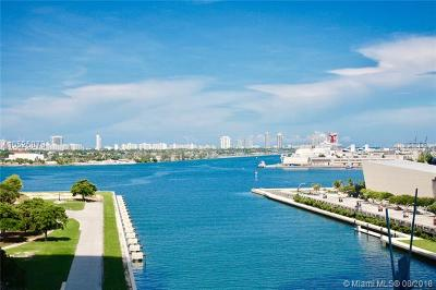 900 Biscayne, 900 Biscayne Bay, 900 Biscayne Bay Condo Rental For Rent: 900 Biscayne Blvd #501