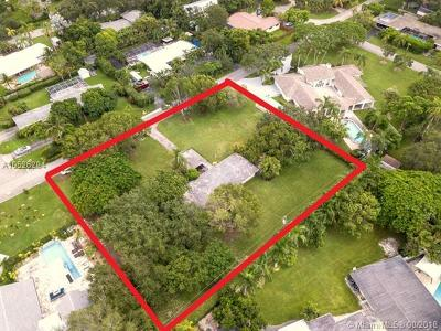 Pinecrest Residential Lots & Land For Sale: 7930 SW 133rd St