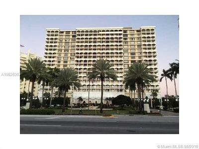 Bal Harbour Condo For Sale: 9801 Collins Ave #18X