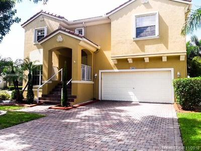 Coral Springs Single Family Home For Sale: 12683 NW 6th Ct