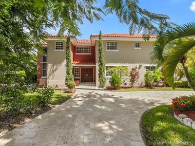Coral Gables Single Family Home For Sale: 1543 Dorado Ave