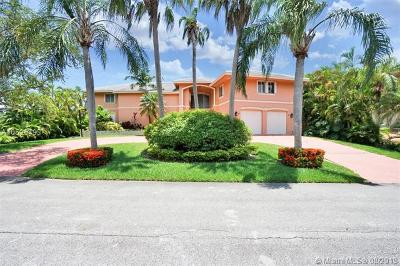 Coral Gables Single Family Home For Sale: 13031 Lerida St