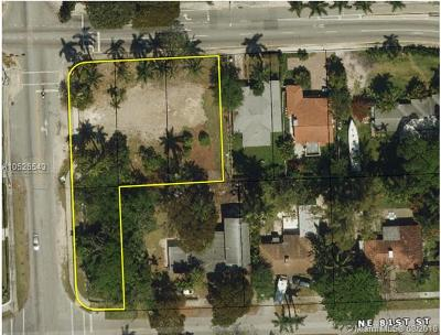 Residential Lots & Land For Sale: 1000 NE 82nd St