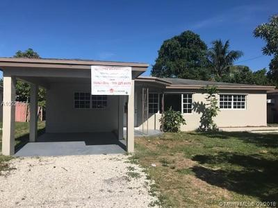 Fort Lauderdale Single Family Home For Sale: 940 SW 30th Ave