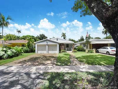 Coral Gables Single Family Home For Sale: 1211 Sorolla Ave