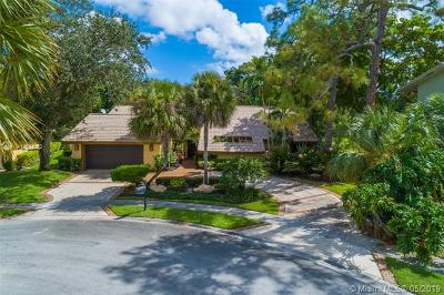 Boca Raton Single Family Home For Sale: 20904 Escudo Dr