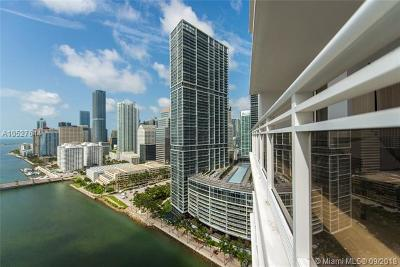 Condo For Sale: 901 Brickell Key Blvd #2803
