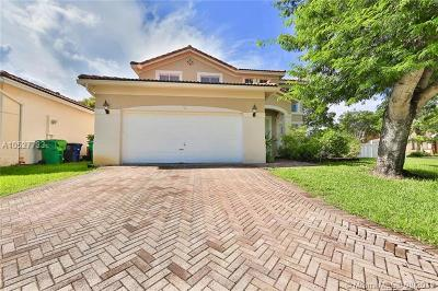 Miramar Single Family Home For Sale: 12978 SW 26th St