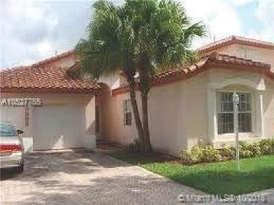 Doral Single Family Home For Sale: 10583 NW 52nd Ter