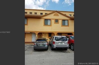 Miami Condo For Sale: 11751 SW 18th St #6