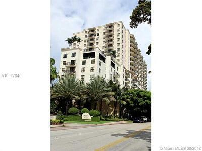 Coral Gables Condo For Sale: 888 S Douglas Rd #1509
