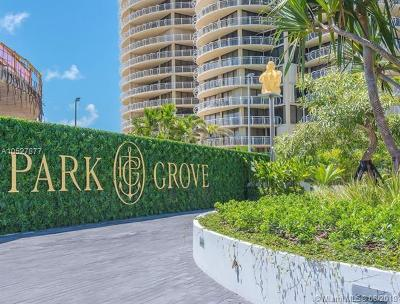 Coconut Grove Condo For Sale: 2831 S Bayshore Dr #804