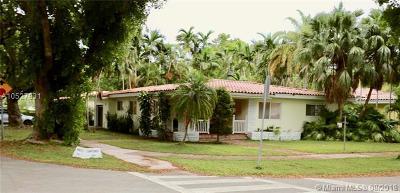 Coral Gables Single Family Home For Sale: 631 Santurce Ave
