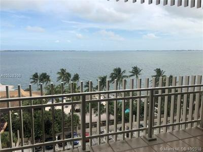 Miami Condo For Sale: 3 Grove Isle Drive #C803