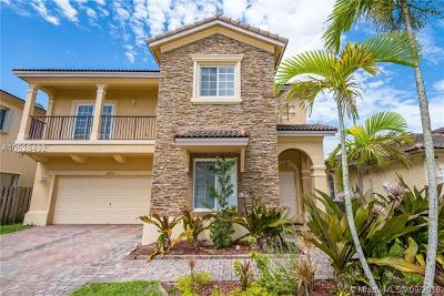Cutler Bay Single Family Home For Sale: 22554 SW 94th Ct