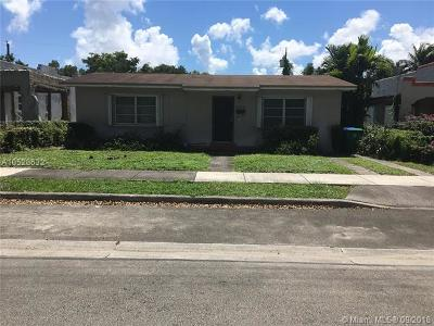 Miami Single Family Home For Sale: 930 NW 50th St