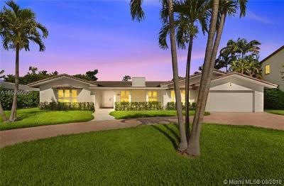 Boca Raton Single Family Home For Sale: 1351 Cocoanut Rd